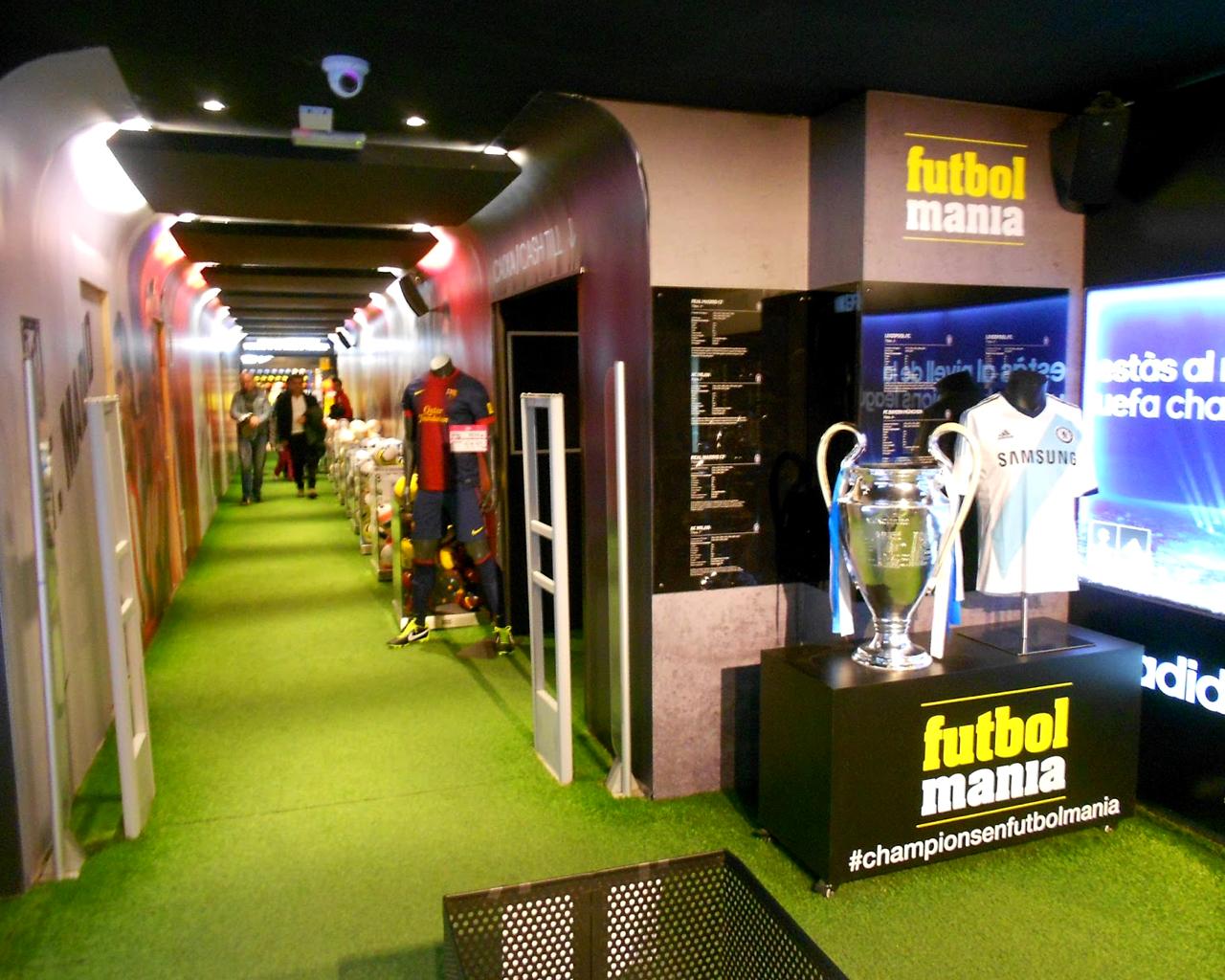 Futbolmania arquimad fusteria gallart s l - Fusteria barcelona ...